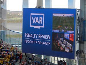 VAR Football