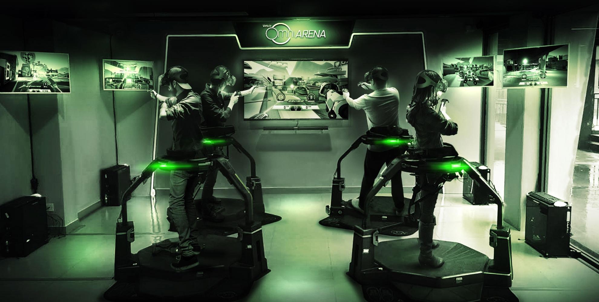 VR-Arena
