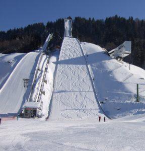 Skischanze Garmisch