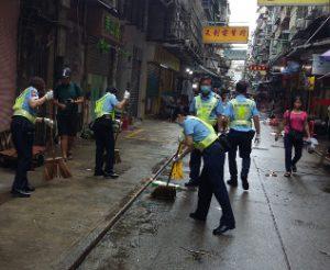 Polizei Macau