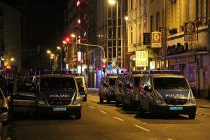 Polizeirazzia