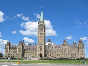 Parlament Kanada