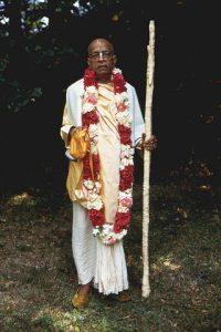 ISKCON-Gründer Śrï Śrïmad A.C. Bhaktivedanta Swami Prabhupãda