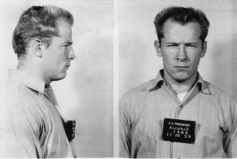 "James ""Whitey"" Bulger 1959"