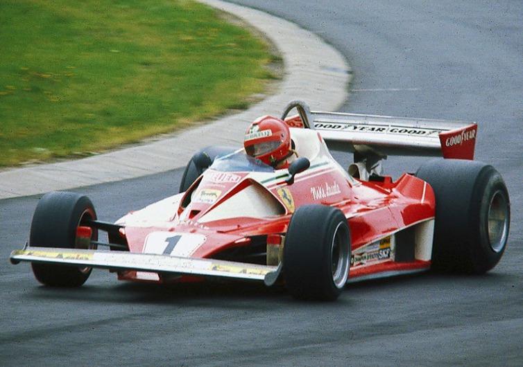 Ferrari, Niki Lauda