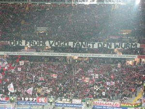 Fans Eintracht Frankfurt