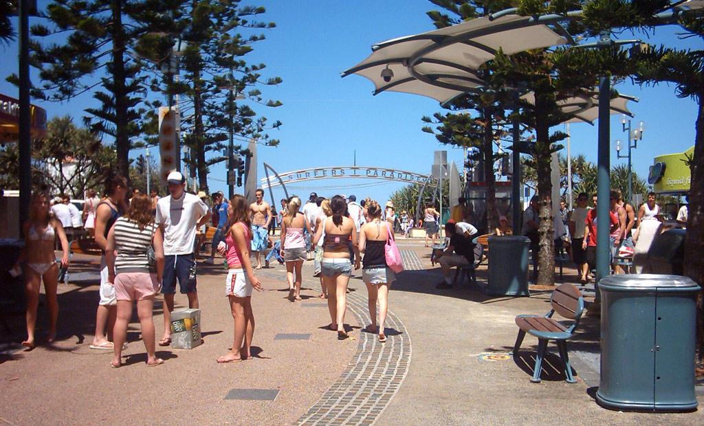 Surfers Paradise, Gold Coast, Australien