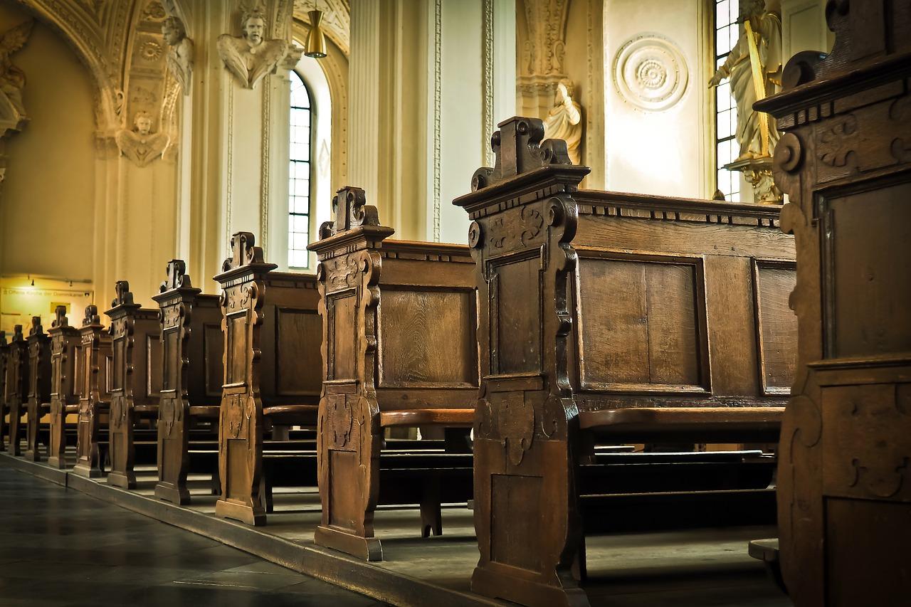 Kirchenstühle