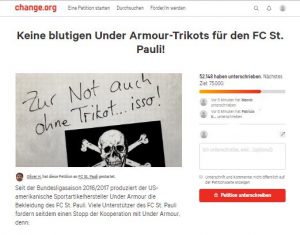 Petition St. Pauli change.org