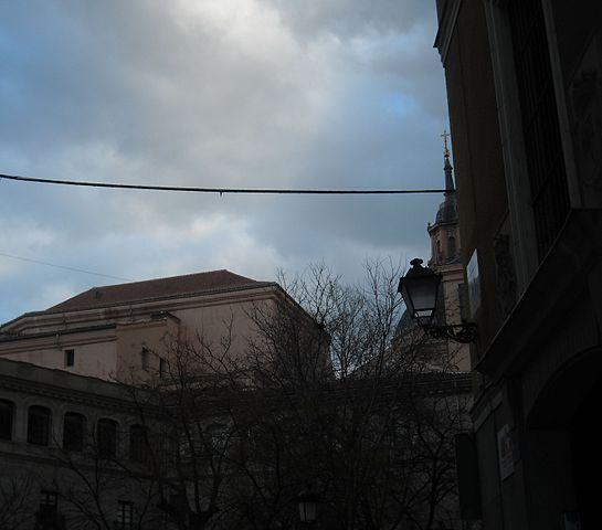 Colegio San Ildefonso Madrid