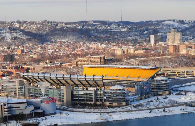 Heinz Field Stadion der Steelers