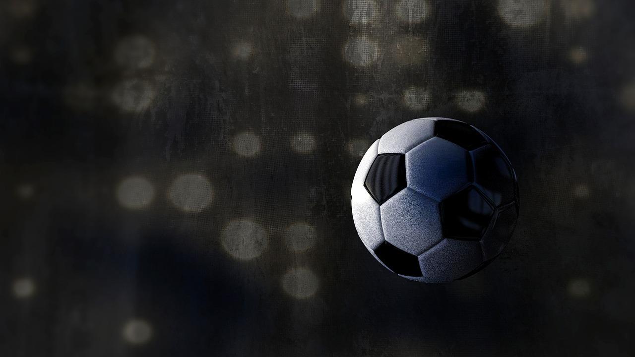Fußball Schatten