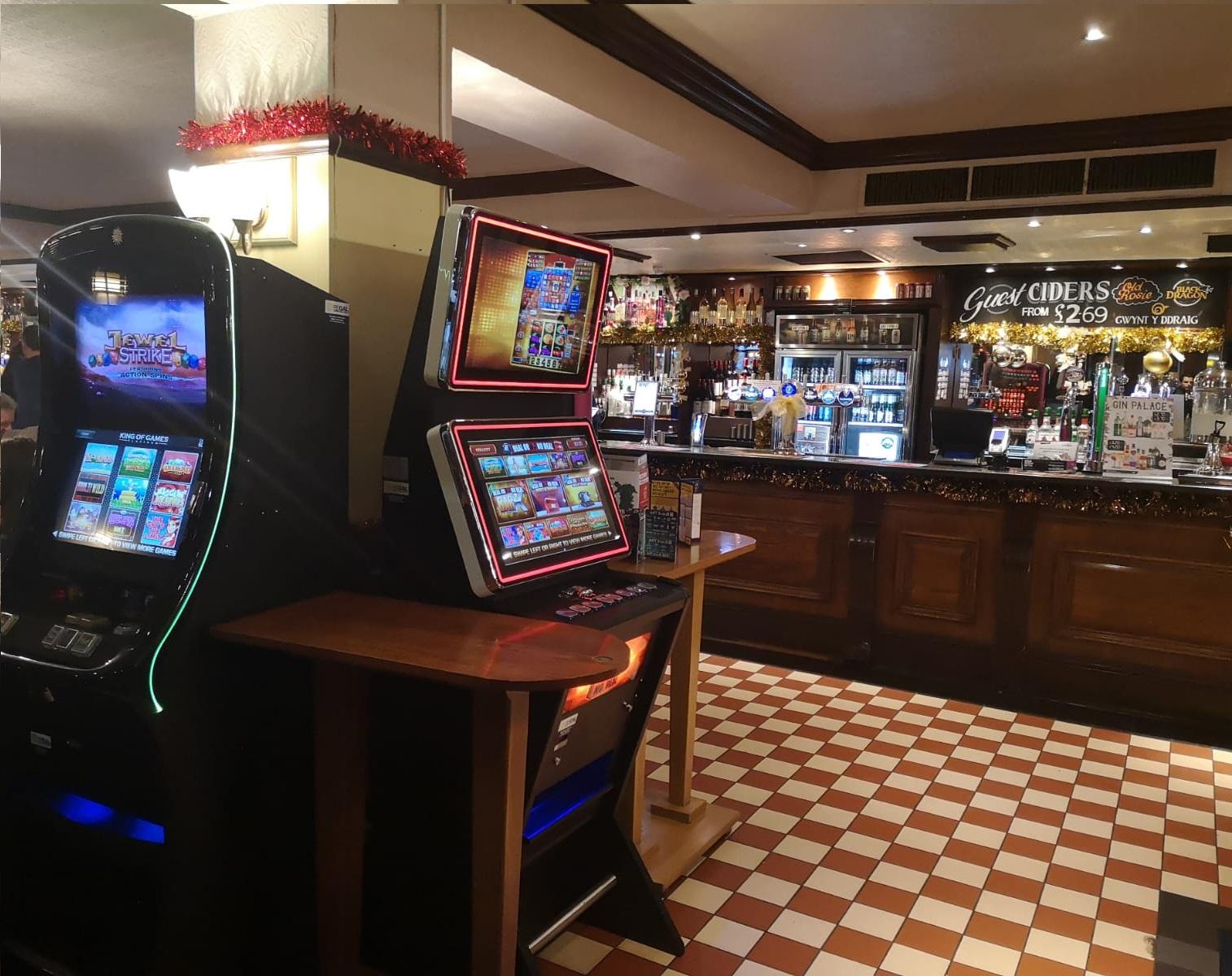 Spielautomaten Pub