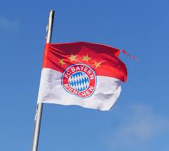 FC Bayern München Flagge