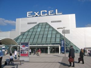 ExCeL-Center in London