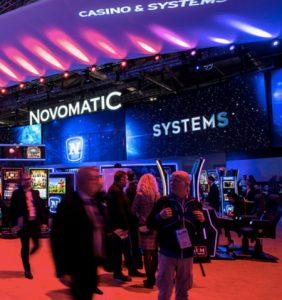 Novomatic-Stand