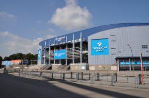 Barclaycard-Arena Hamburg