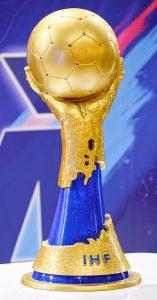 Handballweltmeister-Pokal
