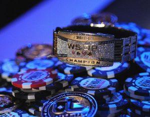 WSOP Bracelet 2010
