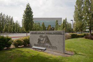 Electronic Arts Konzernzentrale in Redwood City
