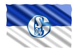 Schalke Flagge