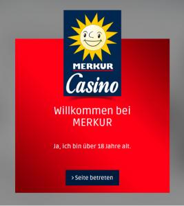 Merkur Casino Website