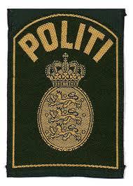 Politi Polizei Dänemark