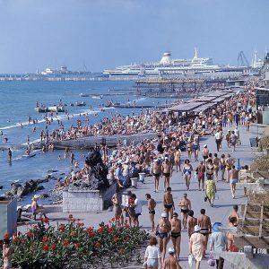 Sochi am Meer