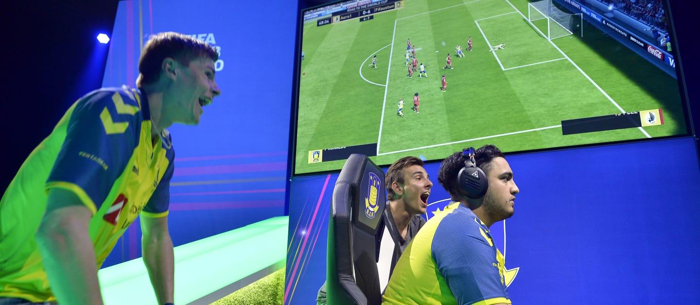 Spieler eWorld Cup