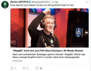 FIFA-Spieler MegaBit