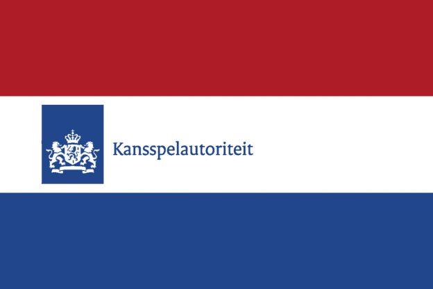Logo Glücksspielaufsicht Holland
