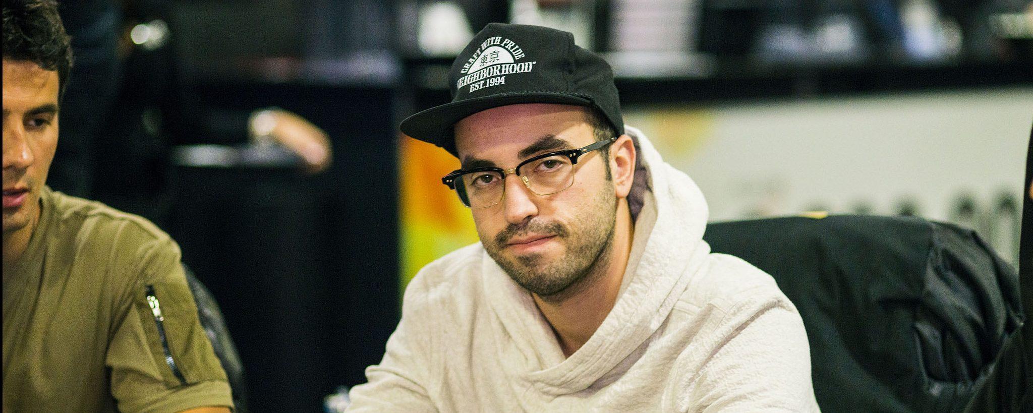 Bryn Kenney am Pokertisch
