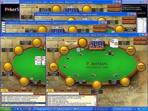 Offene Pokertische