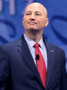 Gouverneur Pete Ricketts