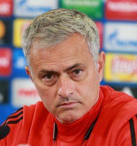 Mourinho auf Presekonferenz