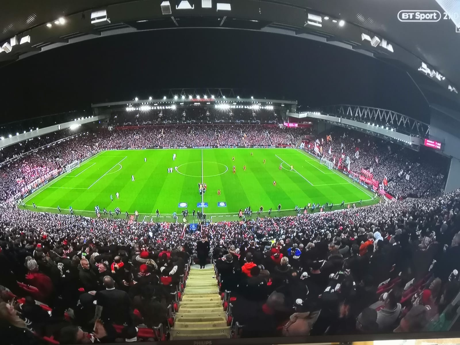 Anfield Road Stadion Liverpool