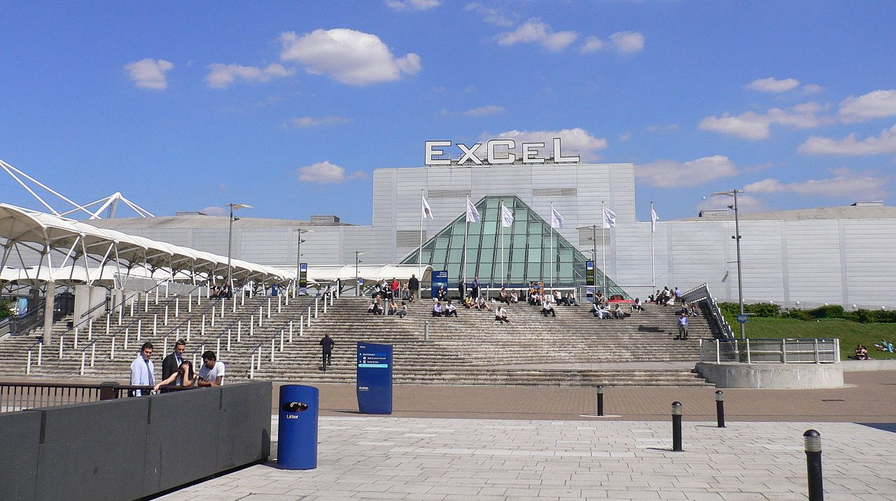 ExCeL London Messegelände
