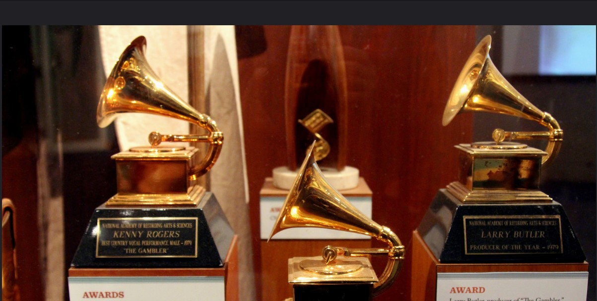 Grammy Awards Trophäen