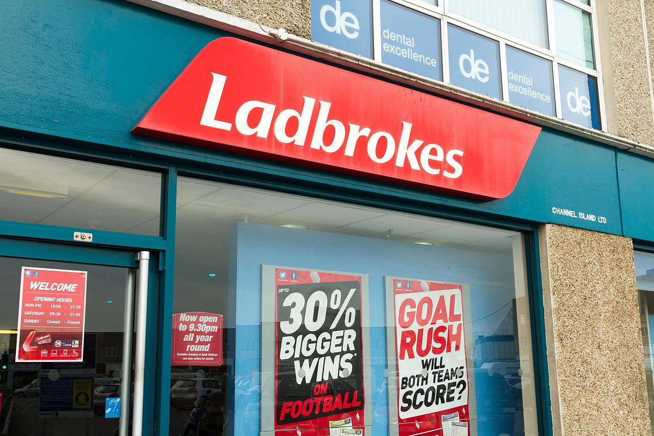Ladenlokal Ladbrokes