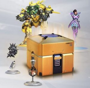 Lootbox In-Game-Kauf