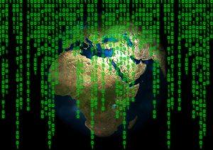 Matrix, Weltkarte