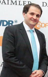 Staatssekretär NRW Nathanael Liminski