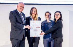 Dr. Klaus Niedl, Juliane Bogner-Strauß, Denise Eisenberger, Yvonne Neuwirth