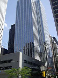 Kanadische Börse Toronto Stock Exchange