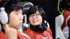 "Gamerin Kim ""Geguri"" Se-yeon"