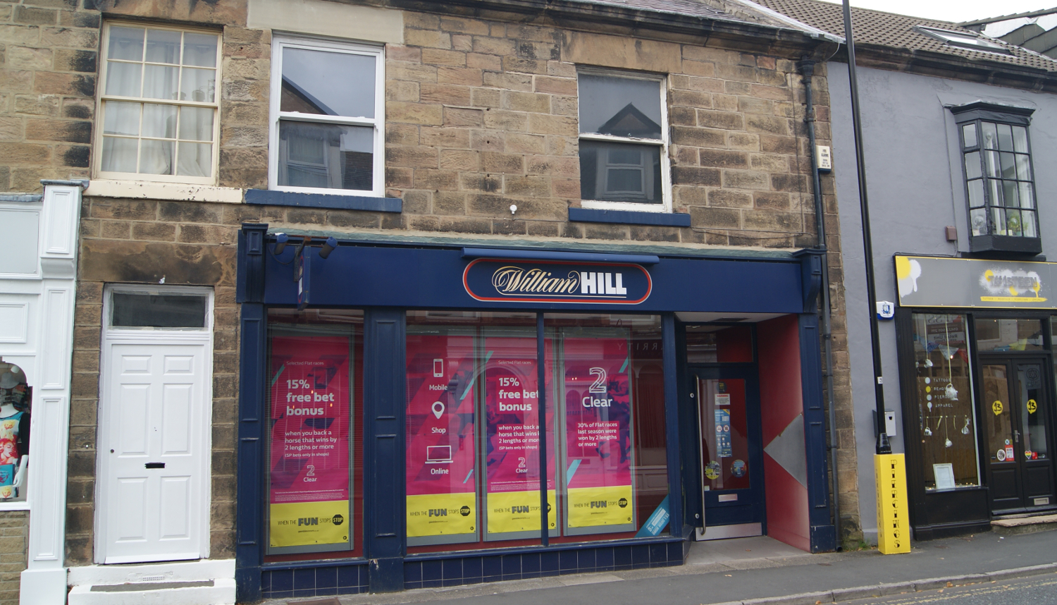 William Hill-Shop