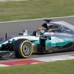 Pole Position für Lewis Hamilton beim Formel 1-Auftakt