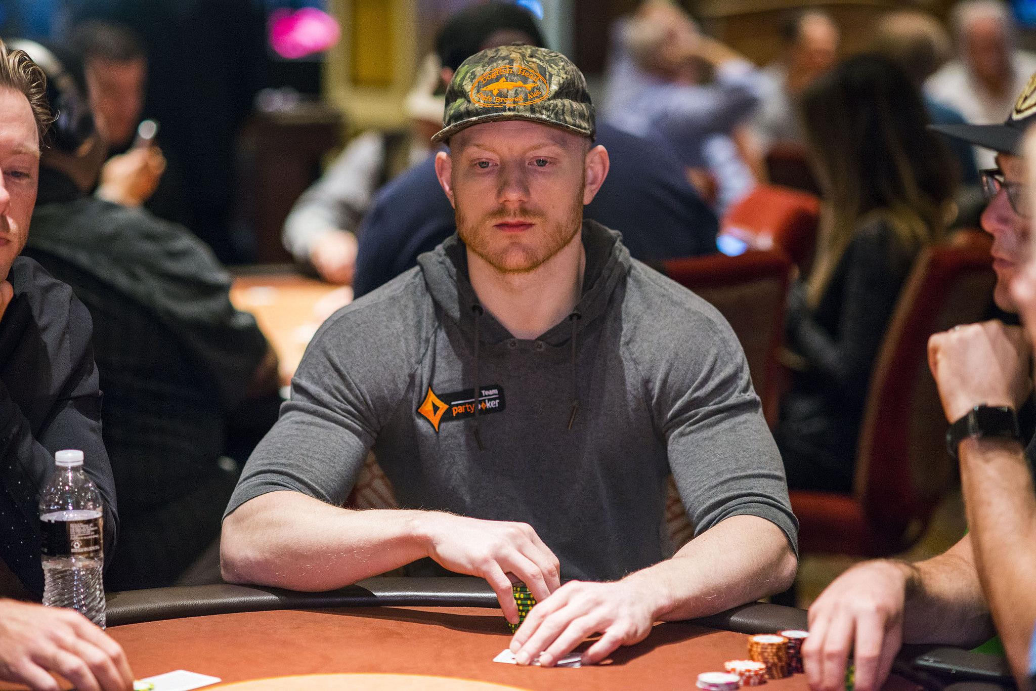 Jason Koon am Pokertisch