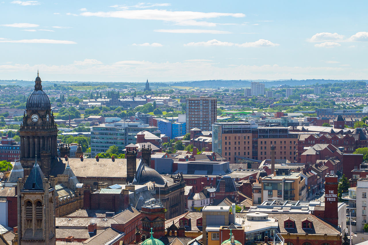 Skyline Leeds