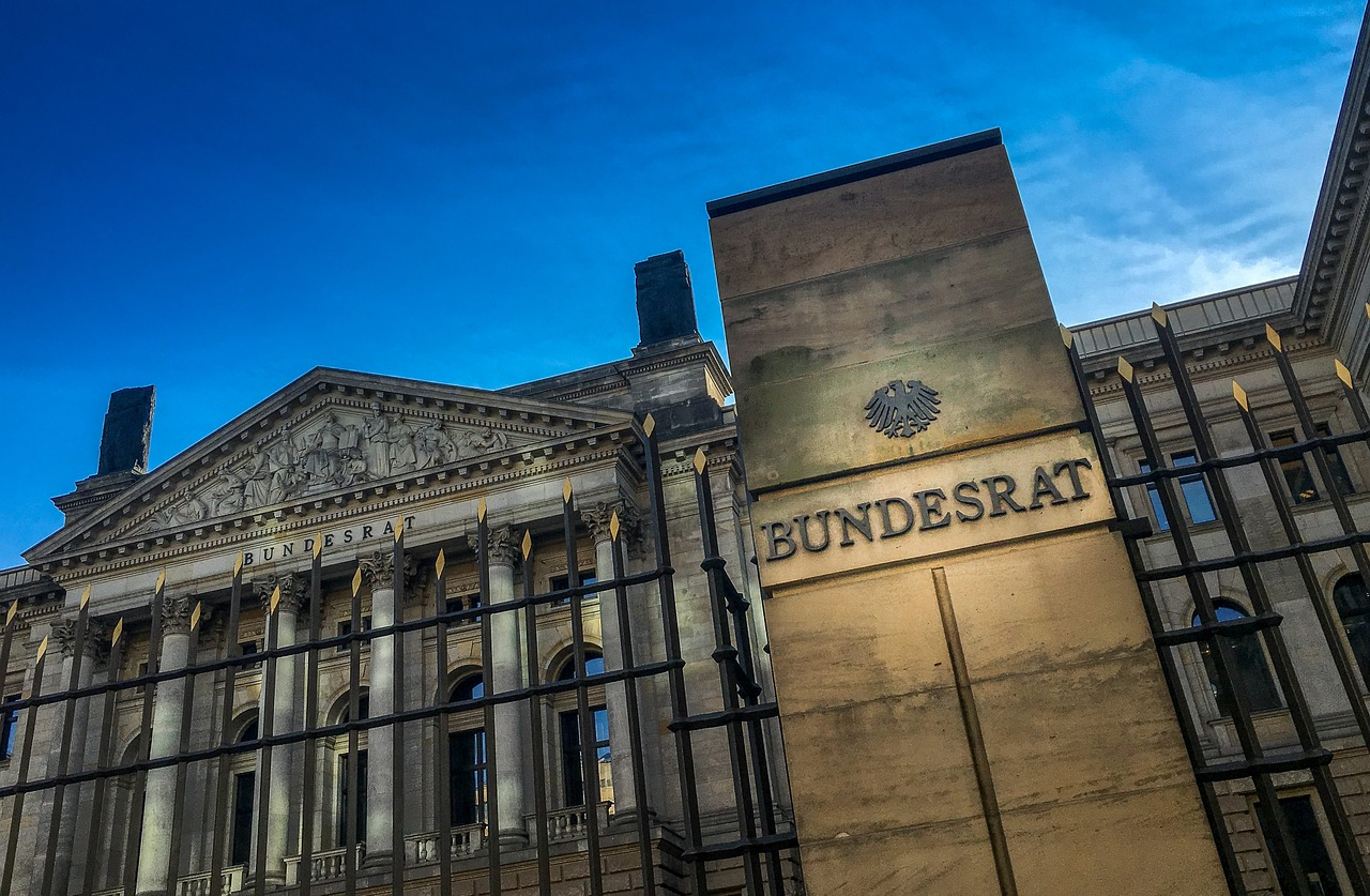 Bundesrat in Berlin